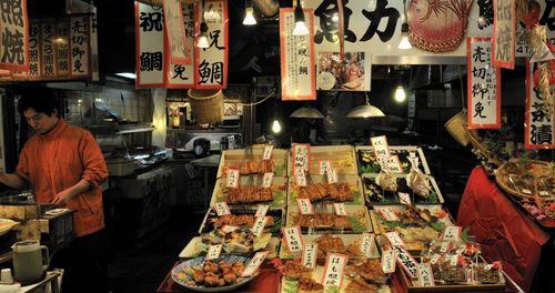 Kyoto_Nishiki Market_01_April_2010