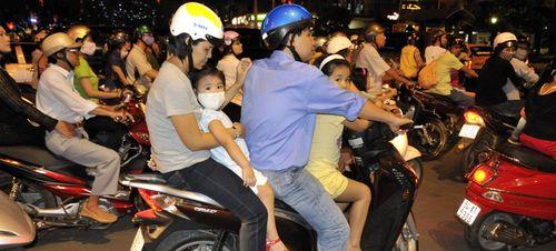 HCM_Motorbike Family