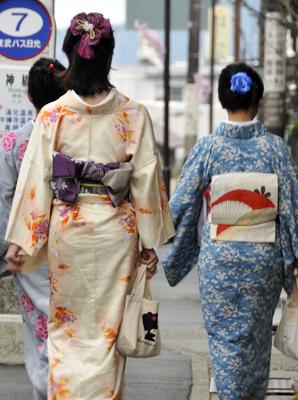 Nikko_3 Kimono ladies_April_2010