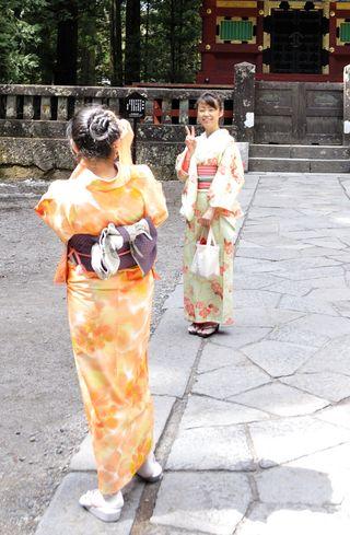 Kimono Photographer