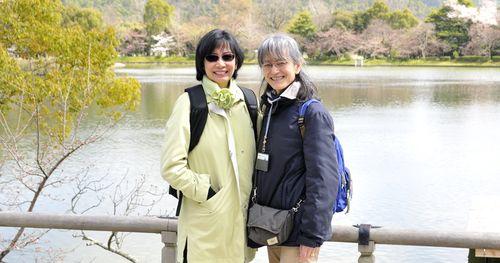 Kyoto_Kinkakuji Temple_KLO_Hiroko_April_2010